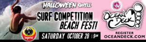 Halloween Swell Surf Competition 2017 Boards